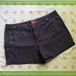 Merona Navy Blue Shorts